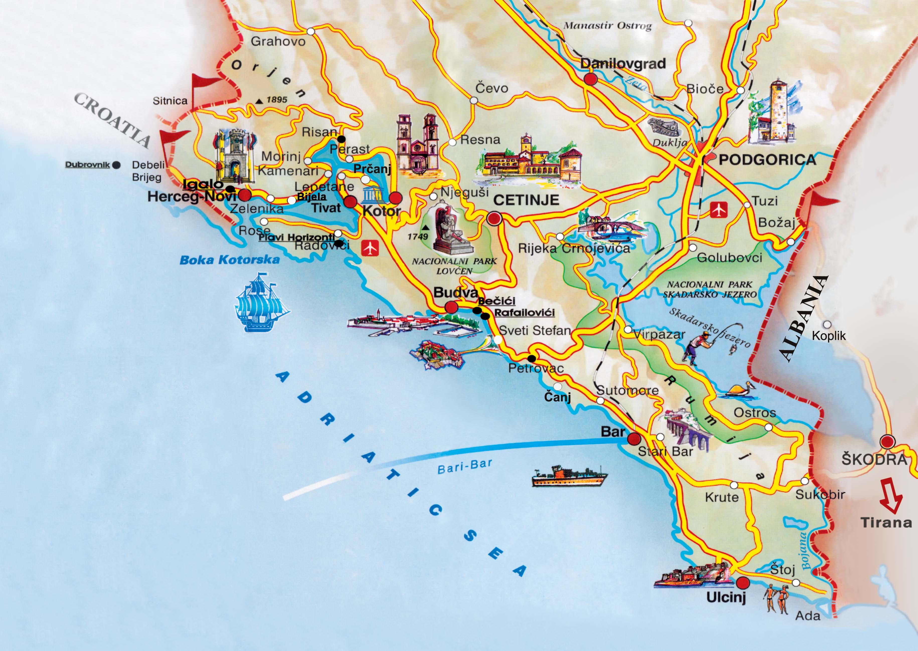 Las tres ciudades son ciudades costeras y por tanto lugar de veraneo ...