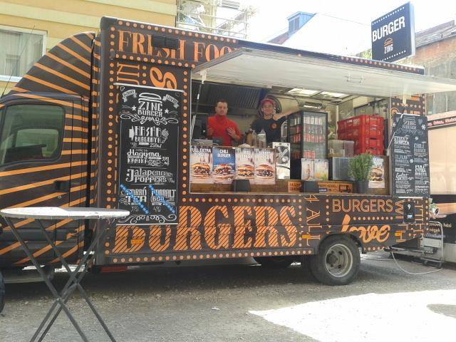 Food Truck Budapest